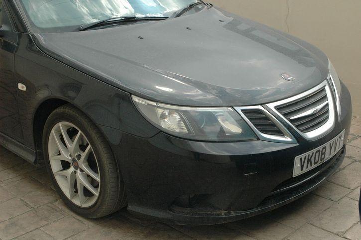 SAAB 9 3 Sport Hatch 1.9 TTiD